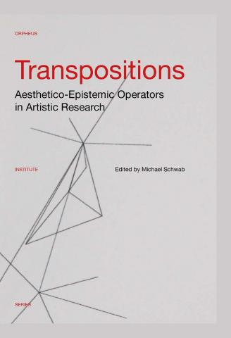 Transpositions – book cover